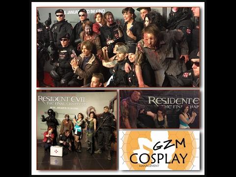 GZM-CM auf der SMN zu Resident Evil