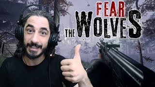 YENİ BİR BATTLE ROYALE - FEAR THE WOLVES İLK BAKIŞ