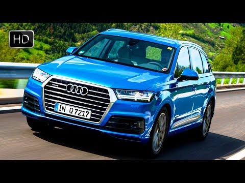 2016 Audi Q7 SUV e-Tron Quattro Diesel Plug-In Hybrid Test Drive & Design HD