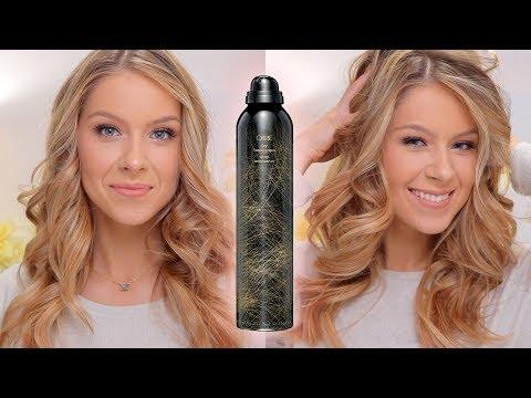 Oribe Dry Texturizing Spray Review + Demo
