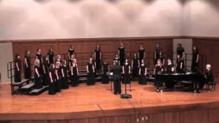 Psalm 23; arr. Srul Irving Glick - Powell Middle School Advanced Girls Chorus