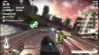 WipEout 2048 - Online Races (2013.11.01)