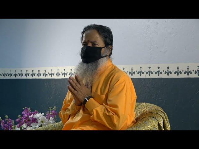 May 8, 2021 Evening Darshan with Paramahamsa Prajnanananda