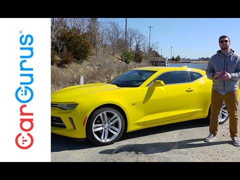 2016 Chevrolet Camaro   CarGurus Test Drive Review