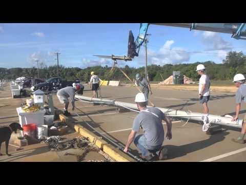 Stepping the Mast on Absolute