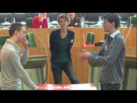 OWNHL één op één debat in Drenthe
