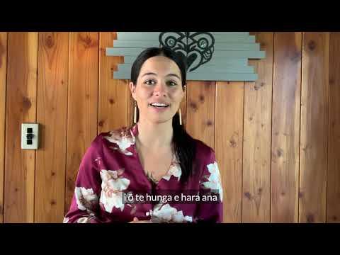Te Wiki o Te Reo Māori: Learn Te Karakia o te Atua (The Lord's Prayer) 🙏