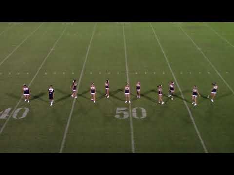 Delano High School Cheerleaders 08-23-18