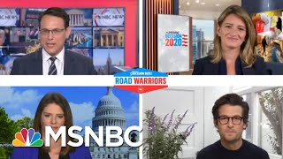 Katy Tur On The President's Base: Trump Is Truly Part Of Their Identity | Craig Melvin | MSNBC
