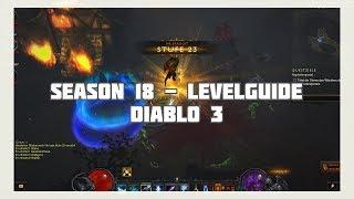 Diablo 3: Levelguide für Season 18 (1-70, Season Buff, Update)