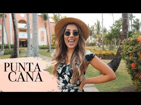 TRAVEL VLOG: PUNTA CANA | WHAT I WORE ON VACATION