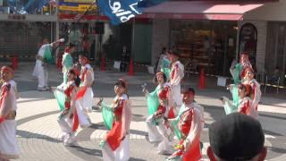 東京メトロシーブルー 2011町田夢舞生ッスイ祭 小田急カリヨン広場.