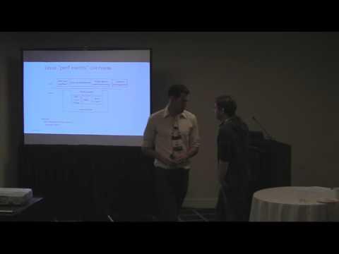 Intel Processor Trace on Linux, TracingSummit2015