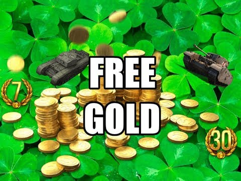 WOT - How To Get FREE Gold 2K17 - 100% Legit [OLD]
