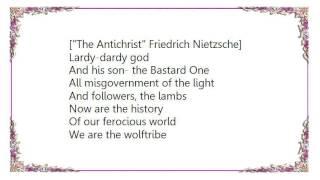 Vader - Wolftribe Lyrics