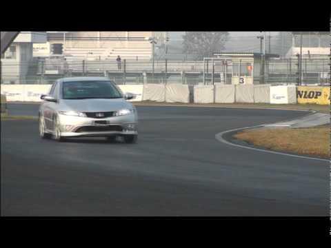 Honda Civic Type R -- JDM Civic TypeR  Vs. Euro Civic TypeR (HQ)