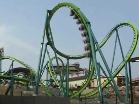 dorney park hydra roller coaster pictures