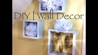 Diy | Recycled Wall Decor
