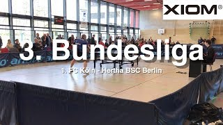 3. Bundesliga | 1. FC Köln - Hertha BSC Berlin | Highlights