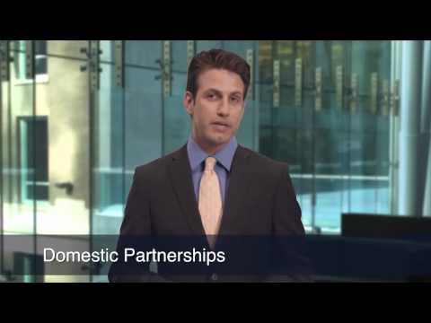 Domestic Partnership - JoelSalingerLaw.com Video