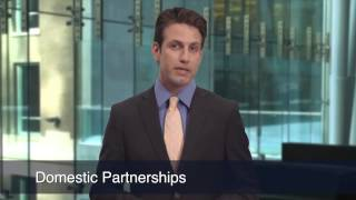 Domestic Partnership - JoelSalingerLaw.com Video