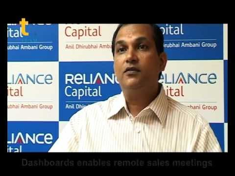 Shashi Kumar Ravulapaty, CTO, Reliance Consumer Finance shares the benefits of BI & QlikView