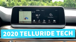 2020 Kia Telluride Tech Review