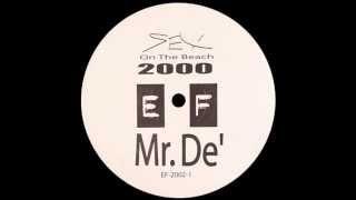 Mr.  De' - The Zoo