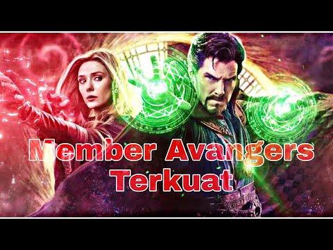 Inilah TOP 10 Hero Terkuat The Avengers : Infinity War Versi I-Feats