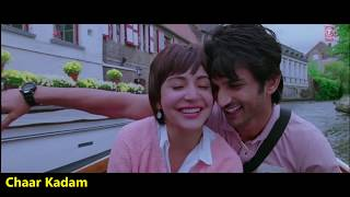 Chaar Kadam | PK | Shaan, Shreya Ghoshal | Shantanu Moitra | Swanand Kirkire