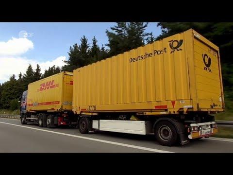 TV Doku: DHL, Hermes & Co - Der große Paketdienst Test