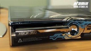 Unboxing: Consola y edición limitada de Halo 4