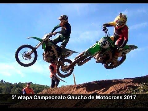 5a Etapa Campeonato Gaucho de Motocross 2017 - Fagundes Varela RS