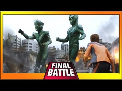 Ultraman Ginga S Final Battle !