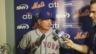NYM@LAD: Collins on getting swept, Matz