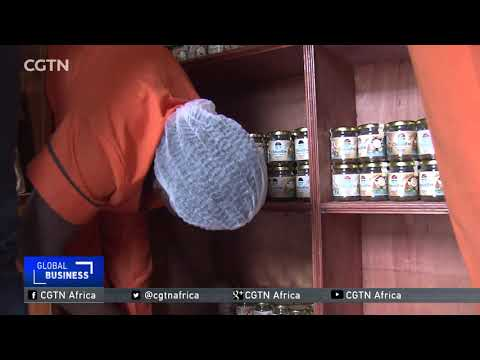 Kenyan entrepreneur creates own organic blend of spices