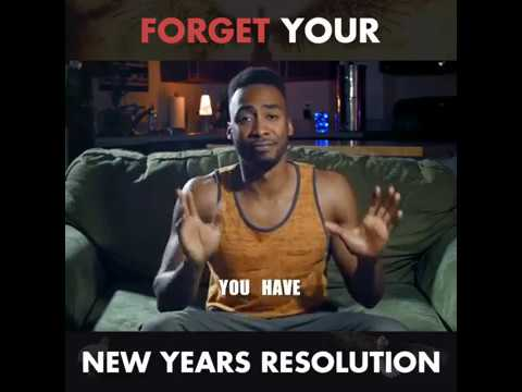 Prince Ea Forget your New Year Resolutions(MOTIVATION)