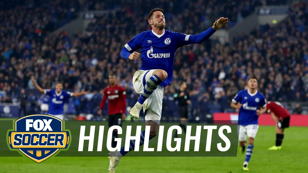 Schalke Hannover Highlights
