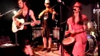 The Love Orchestra live @ (Umbrella) Arts Collective (Toronto) #Electro Acoustic set #IndieMusic