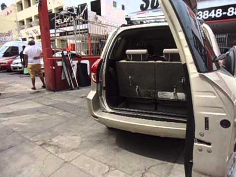 toyota rav4 2007 base 3rd row youtube. Black Bedroom Furniture Sets. Home Design Ideas