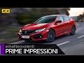Nuova Honda Civic 2017, diversa da tutte le altre | Primo Test