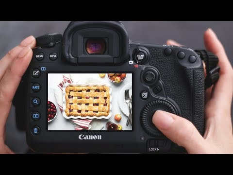 My Go-To Camera Settings For Food Videos