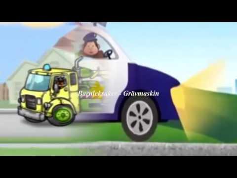 Grävmaskin, kran, dumprar, anläggningsmaskin del 3 |