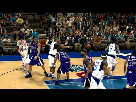 NBA 2K12 PC Caron Butler and Shawn Marion