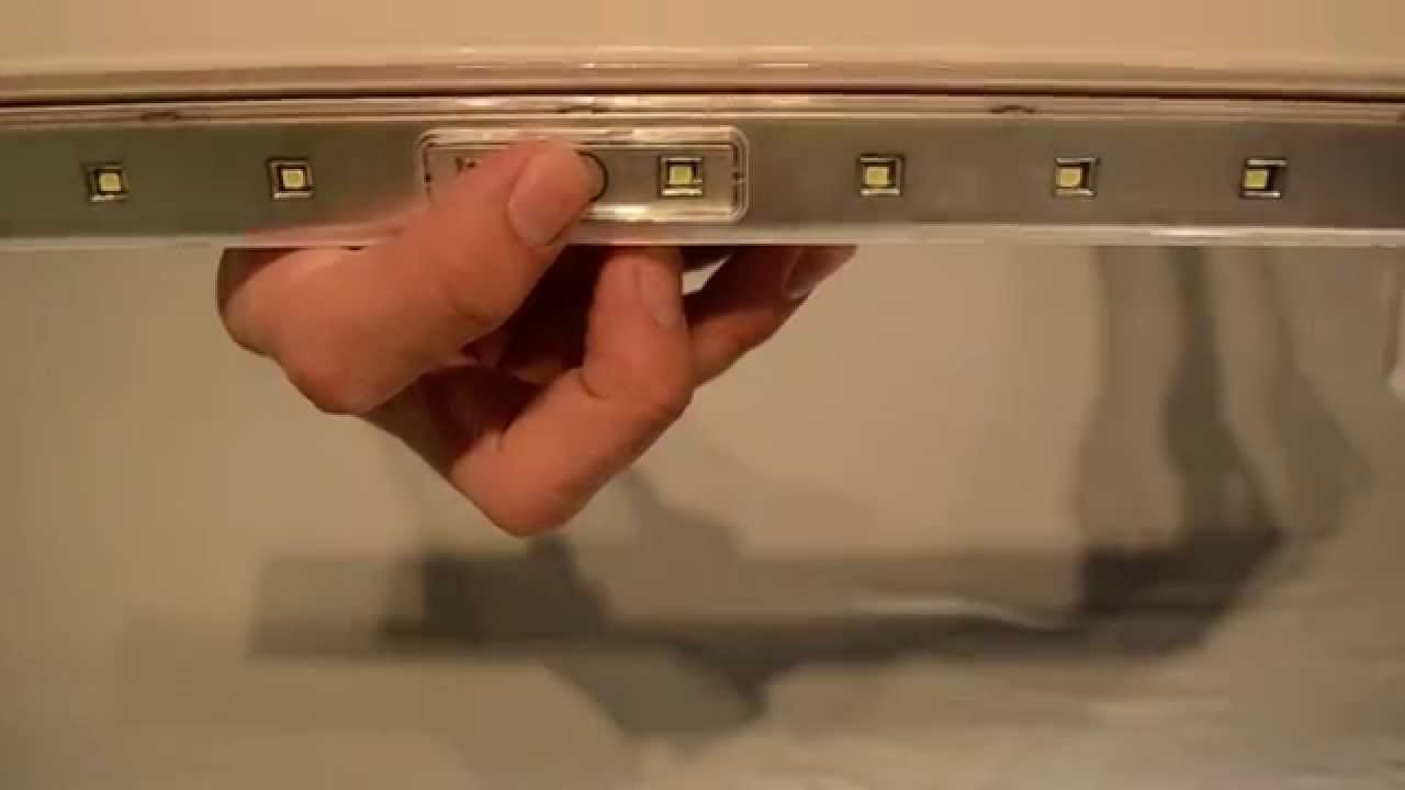 Led Battery Operated Slim Under Cabinet
