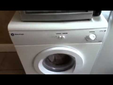 white knight tumble dryer youtube rh youtube com white knight tumble dryer manual download white knight condenser tumble dryer manual