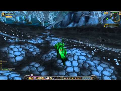 Wanted Knucklerot and Luzran Quest Playthrough - Ghostlands