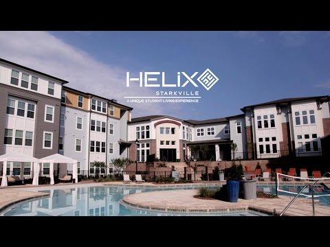 Helix Starkville Apartments - Mississippi State University