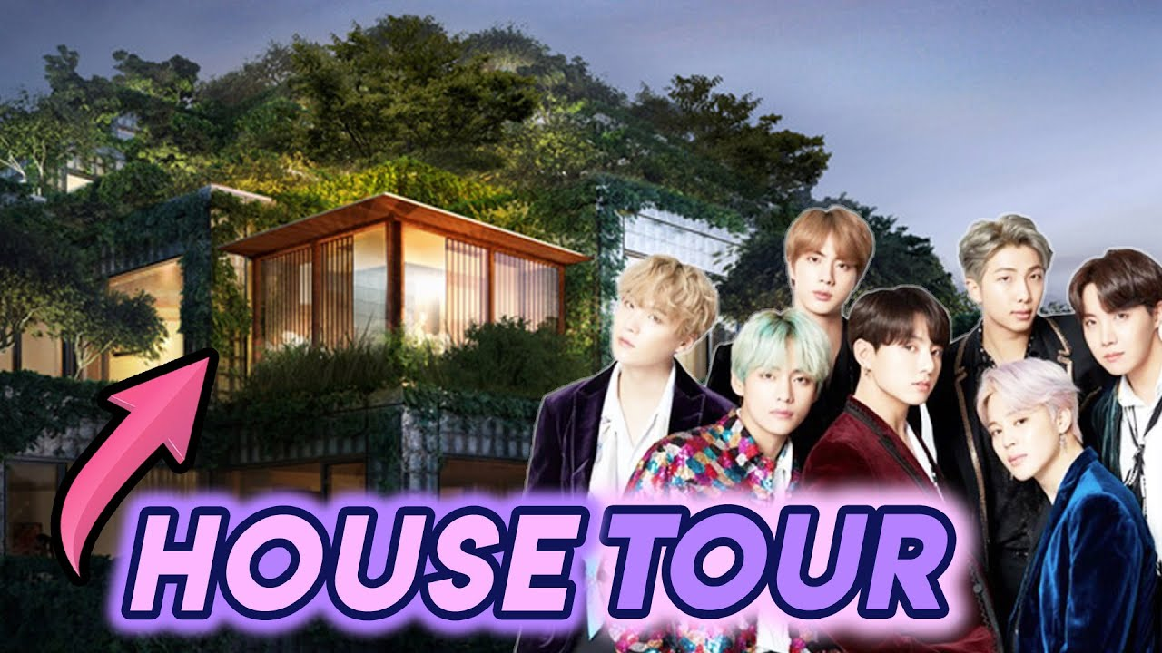 BTS | House Tour 2020 | 6.5 Million Dollar Luxury Apartment and More | South Korea