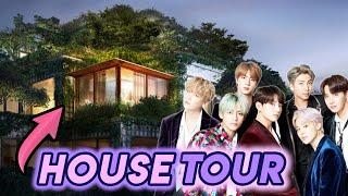 BTS | House Tour 2020 | 6.5 Million Dollar Luxury Apartment and More | South Korea